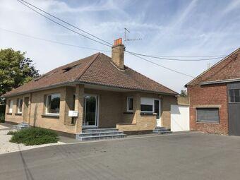 Vente Maison 10 pièces 140m² Sainte-Marie-Kerque (62370) - photo