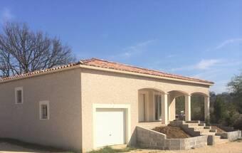 Vente Maison 4 pièces 101m² Barjac (30430) - photo