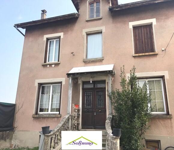 Vente Maison 7 pièces 100m² Les Abrets (38490) - photo
