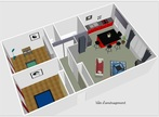 Vente Appartement 4 pièces 68m² Voiron (38500) - Photo 3