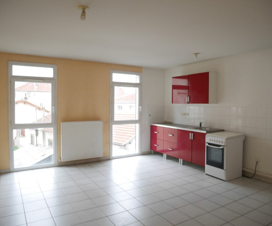 Vente Appartement 3 pièces 62m² Grenoble (38000) - photo
