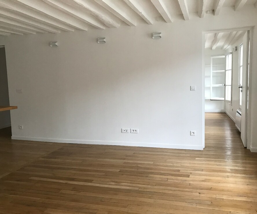 Vente Appartement 3 pièces 59m² Paris 06 (75006) - photo