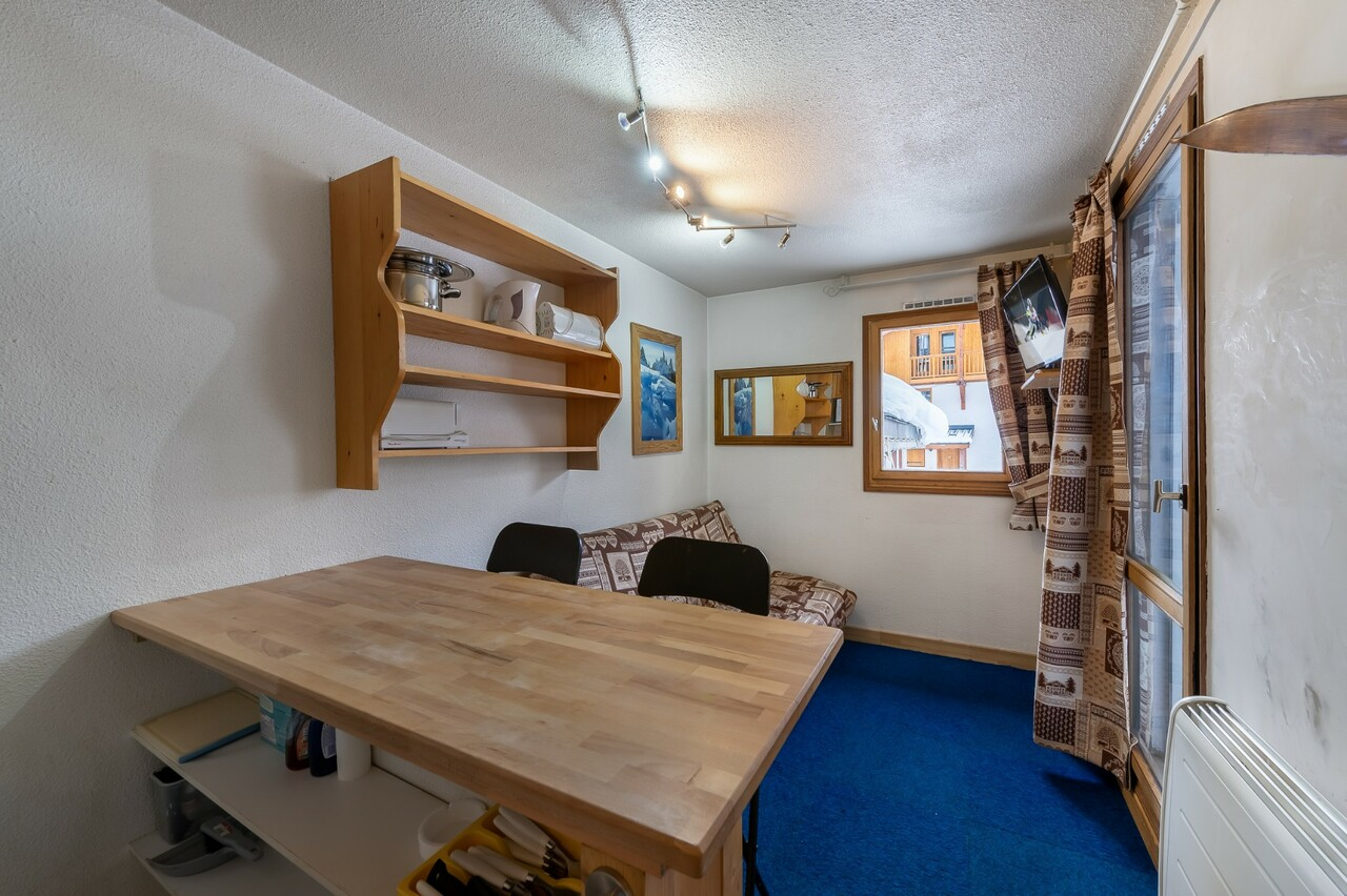 CHARMING APARTMENT IN THE CENTRE Accommodation in Val Thorens
