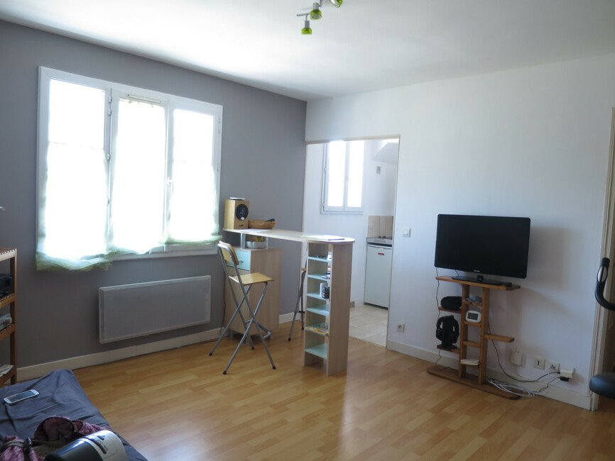 Vente Appartement 2 pièces 33m² Grenoble (38000) - photo
