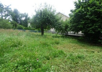 Sale Land 300m² Saint-Égrève (38120) - photo