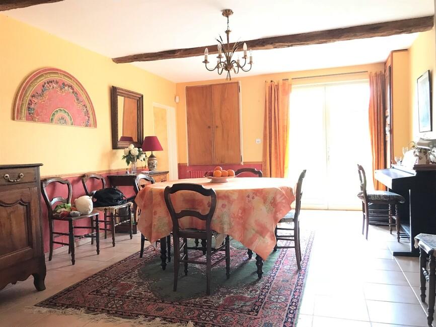 Vente maison 7 pi ces les abrets 38490 370085 for Maison les abrets