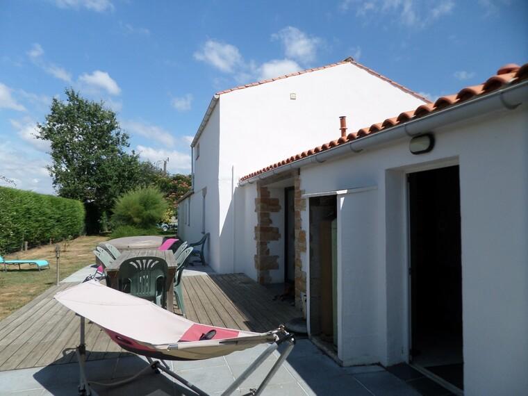 Vente Maison 5 pièces 117m² Saint-Mathurin (85150) - photo