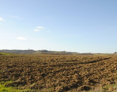 Sale Land 2 500m² Mauvezin (32120) - photo