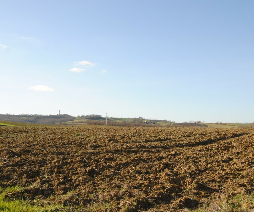 Sale Land 2 500m² 20MN AUCH - photo