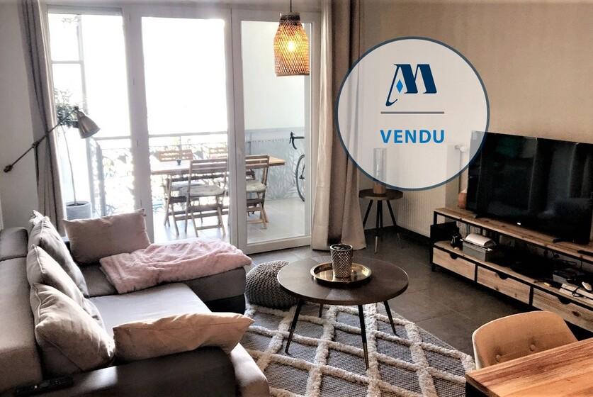 Vente Appartement 2 pièces 50m² MEYLAN - photo