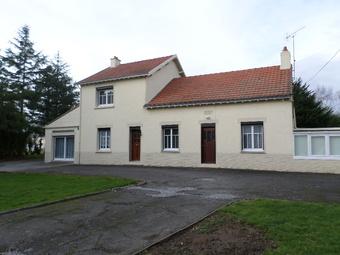 Vente Maison 9 pièces 165m² Prinquiau (44260) - photo