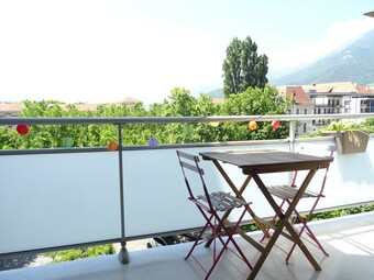 Sale Apartment 4 rooms 82m² Grenoble (38100) - photo