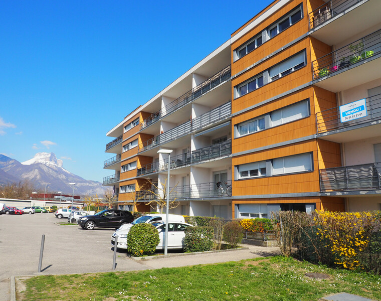 Vente Appartement 1 pièce 35m² Montbonnot-Saint-Martin (38330) - photo