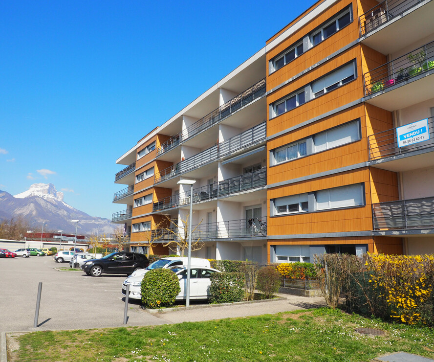 Vente Appartement 1 pièce 35m² Montbonnot-Saint-Martin (38330) - photo