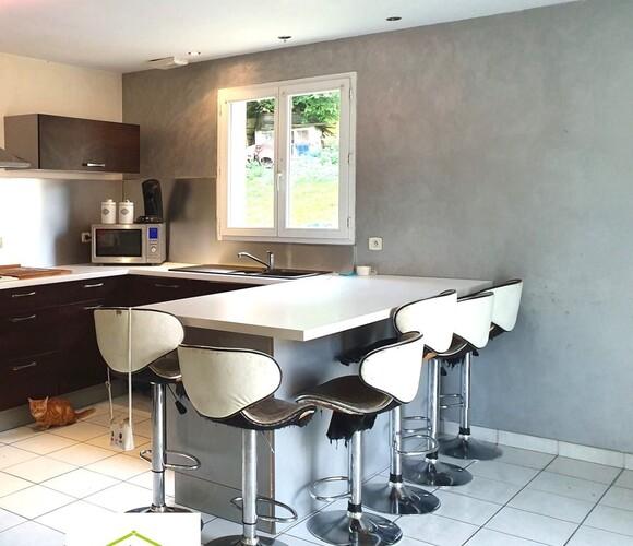 Vente Maison 6 pièces 212m² Morestel (38510) - photo