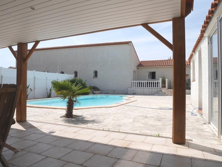 Vente Maison 5 pièces 165m² Saint-Laurent-de-la-Salanque (66250) - photo