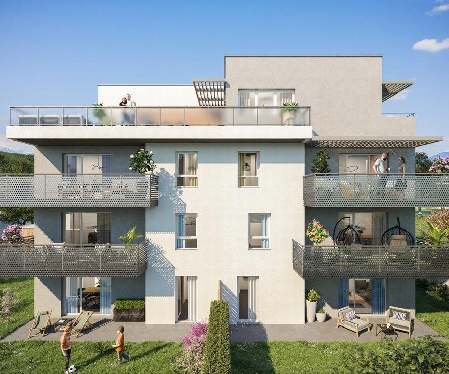 Vente Appartement 3 pièces 66m² Varces-Allières-et-Risset (38760) - photo