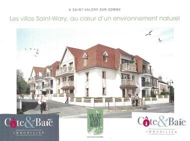 Vente Appartement 2 pièces 53m² Saint-Valery-sur-Somme (80230) - photo