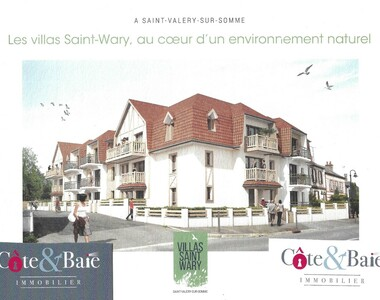 Sale Apartment 2 rooms 45m² Saint-Valery-sur-Somme (80230) - photo