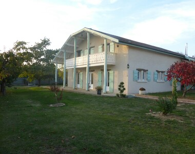 Vente Maison 250m² Bellegarde-Poussieu (38270) - photo