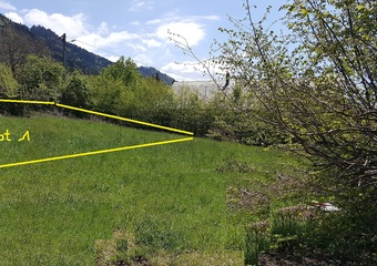 Vente Terrain 570m² Habère-Lullin (74420) - photo