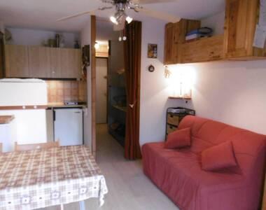 Vente Appartement 1 pièce 21m² Bellevaux (74470) - photo