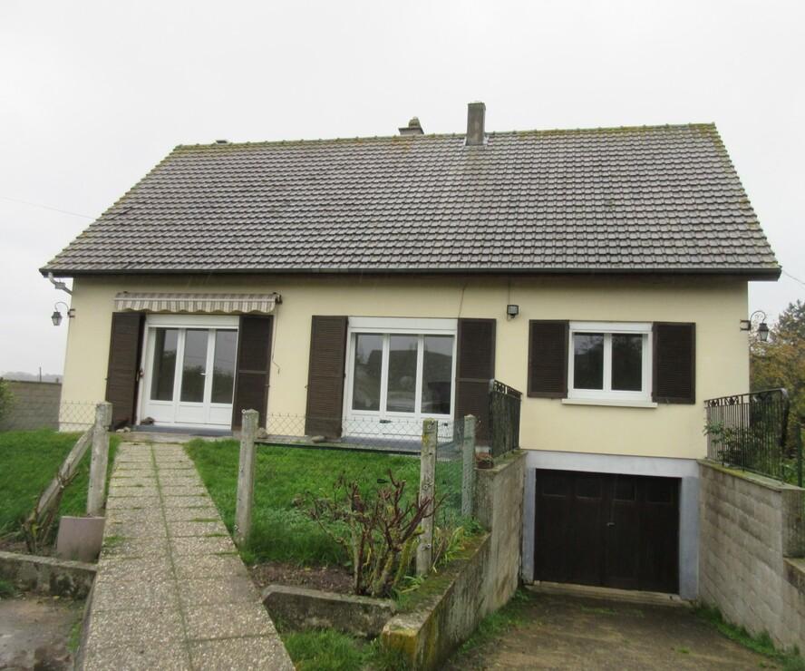 Location Maison 5 pièces 98m² Boisset-les-Prévanches (27120) - photo