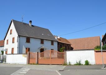 Vente Maison 8 pièces 130m² Marckolsheim (67390) - Photo 1
