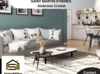 Vente Appartement 4 pièces 81m² Saint-Martin-d'Hères (38400) - Photo 1