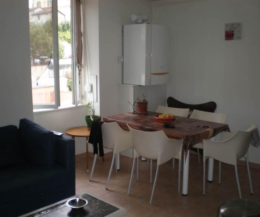 Location Appartement 2 pièces 44m² Amplepuis (69550) - photo