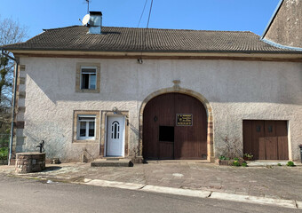 Sale House 7 rooms 175m² Sainte-Marie-en-Chaux (70300) - photo