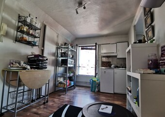 Vente Appartement 2 pièces 24m² Grenoble (38000) - Photo 1