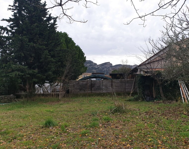 Vente Terrain 460m² Robion (84440) - photo