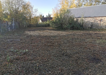 Vente Terrain 1 000m² Faverolles (28210) - Photo 1