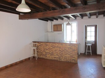 Location Maison 3 pièces 72m² Badecon-le-Pin (36200) - Photo 1