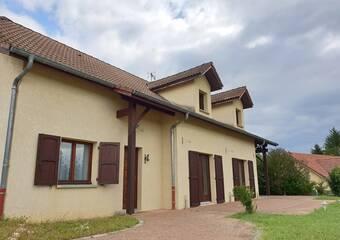 Vente Maison 5 pièces 145m² Vézeronce-Curtin (38510) - photo