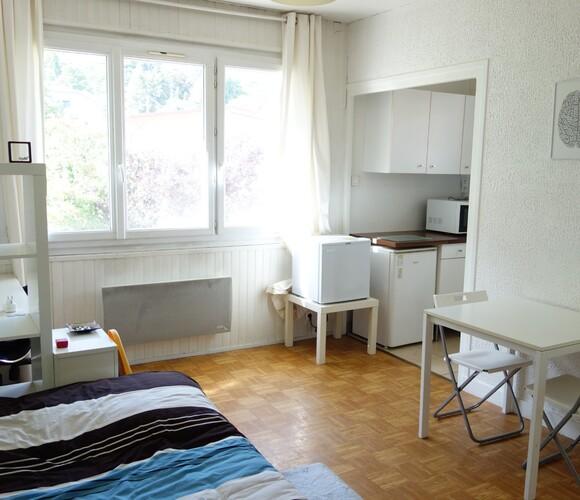 Location Appartement 1 pièce 23m² La Tronche (38700) - photo