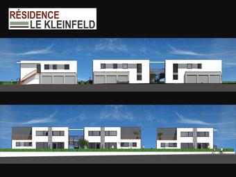 Vente Appartement 3 pièces 80m² Huningue (68330) - photo