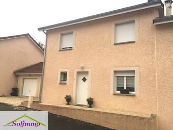 Vente Maison 4 pièces 96m² Les Abrets (38490) - photo