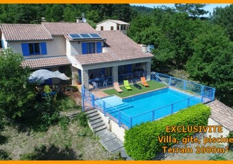 Sale House 7 rooms 235m² CHASSIERS - photo