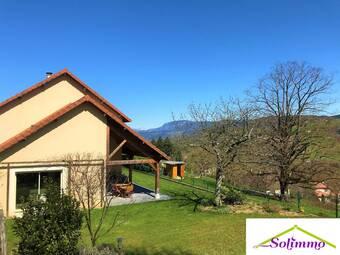 Vente Maison 6 pièces 250m² Saint-Geoire-en-Valdaine (38620) - photo