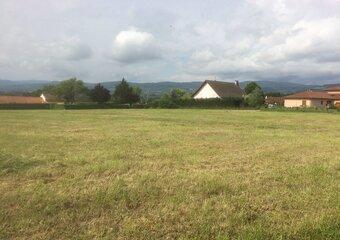 Vente Terrain 972m² Saint-Forgeux-Lespinasse (42640)