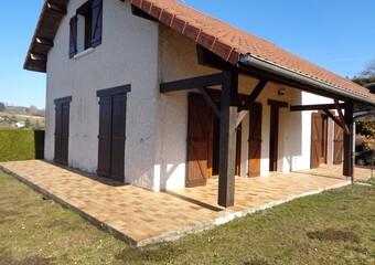 Vente Maison 4 pièces 118m² Bilieu (38850) - photo