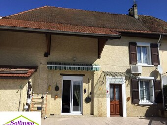 Vente Maison 5 pièces 85m² Les Abrets (38490) - photo