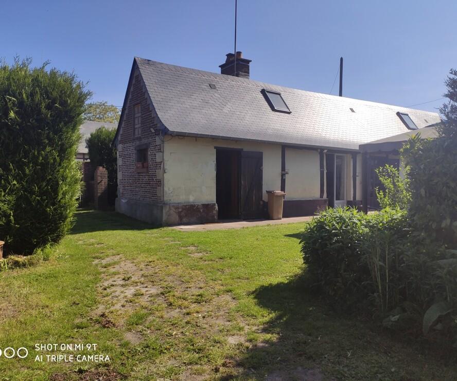 Vente Maison 2 pièces 48m² Sommery (76440) - photo