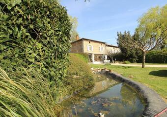 Vente Maison 6 pièces 156m² Saint-Christophe-et-le-Laris (26350)