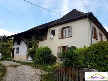 Vente Maison 5 pièces 77m² Morestel (38510) - photo