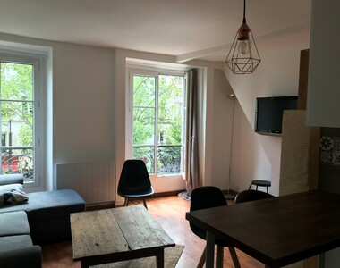 Location Appartement 1 pièce 23m² Paris 10 (75010) - photo