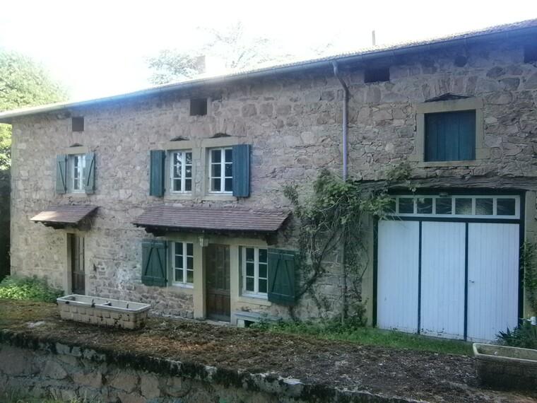 Vente Maison 8 pièces 213m² Belmont-de-la-Loire (42670) - photo