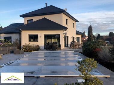 Vente Maison 8 pièces 200m² Les Abrets (38490) - photo